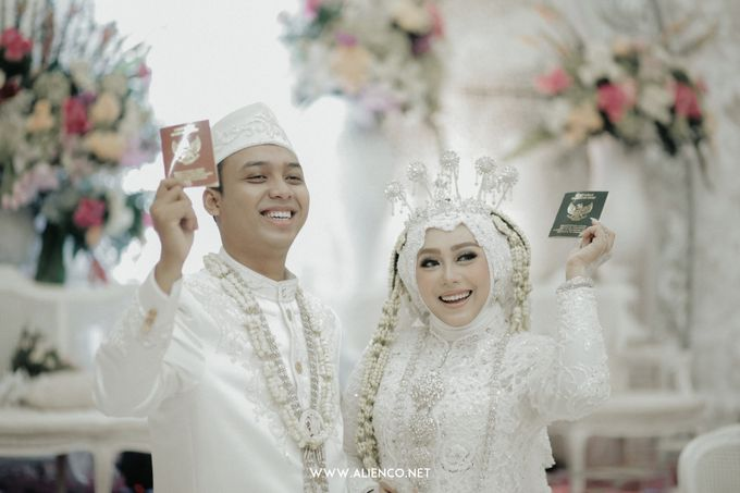 THE WEDDING OF ALDI & MUSTIKA by alienco photography - 038