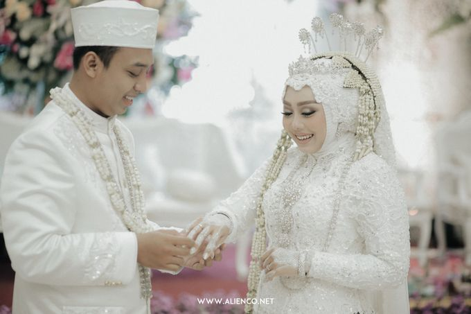 THE WEDDING OF ALDI & MUSTIKA by alienco photography - 039