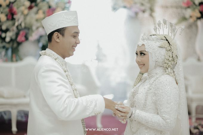 THE WEDDING OF ALDI & MUSTIKA by alienco photography - 041