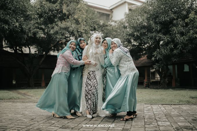 THE WEDDING OF ALDI & MUSTIKA by alienco photography - 043