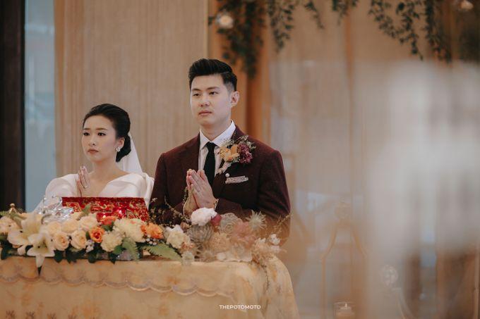 Ritz Carlton Kuningan - Tommy & Catherine by Maestro Wedding Organizer - 020