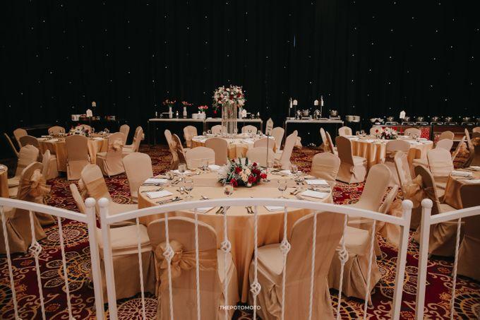 Ritz Carlton Kuningan - Tommy & Catherine by Maestro Wedding Organizer - 024