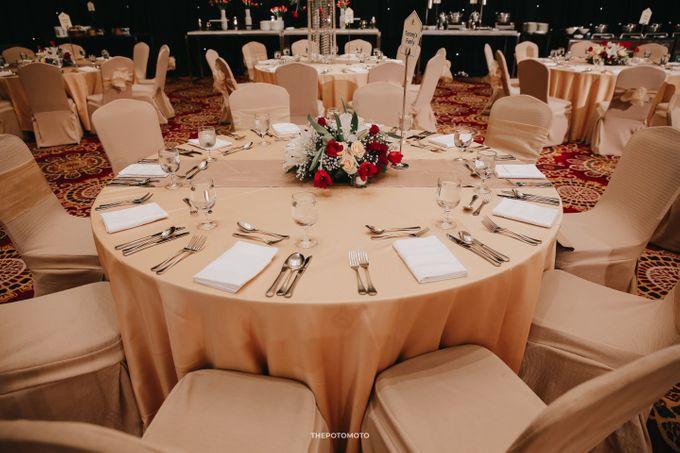 Ritz Carlton Kuningan - Tommy & Catherine by Maestro Wedding Organizer - 025