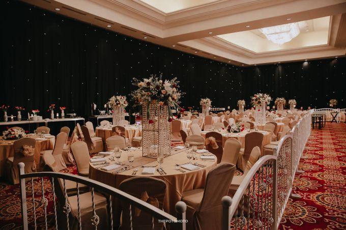 Ritz Carlton Kuningan - Tommy & Catherine by Maestro Wedding Organizer - 026