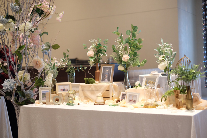 Photo album table for Jia Hui by Patson Decor - 002