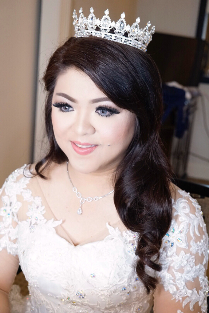 Wedding of ratna ayu by Chloe Brides - 002