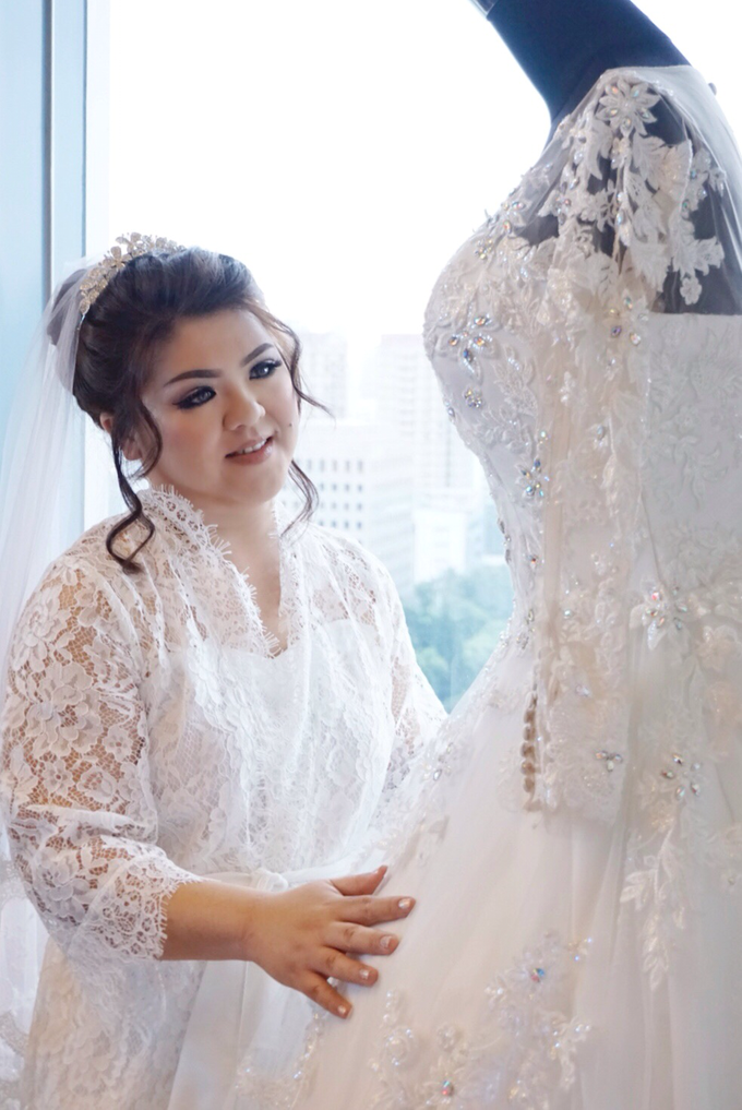 Wedding of ratna ayu by Chloe Brides - 004