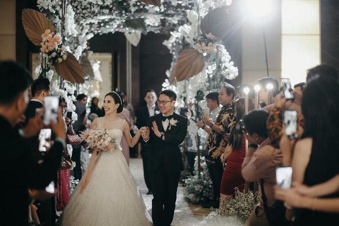 THE WEDDING OF ERIK & PAULINE by The Wedding Boutique - 005