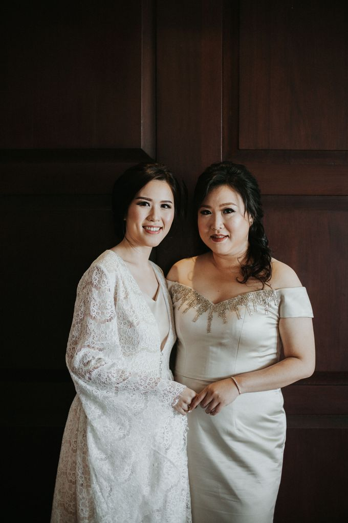 The Wedding of Adrian & Priscillia by Lis Make Up - 004