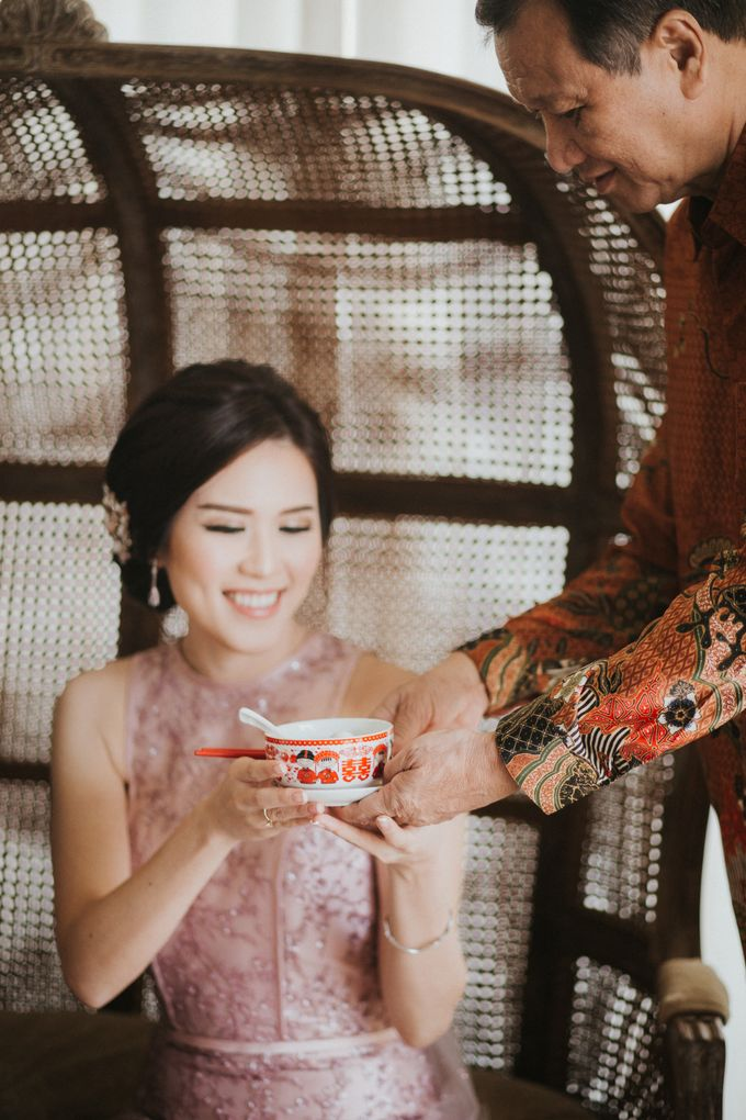 The Wedding of Adrian & Priscillia by Lis Make Up - 010