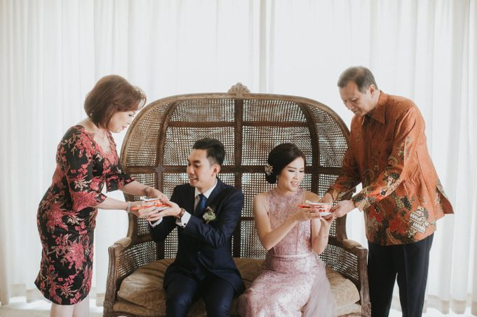 The Wedding of Adrian & Priscillia by Lis Make Up - 009