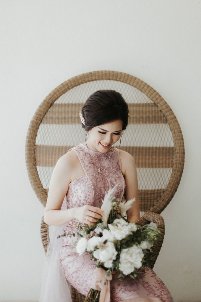 The Wedding of Adrian & Priscillia by Lis Make Up - 012