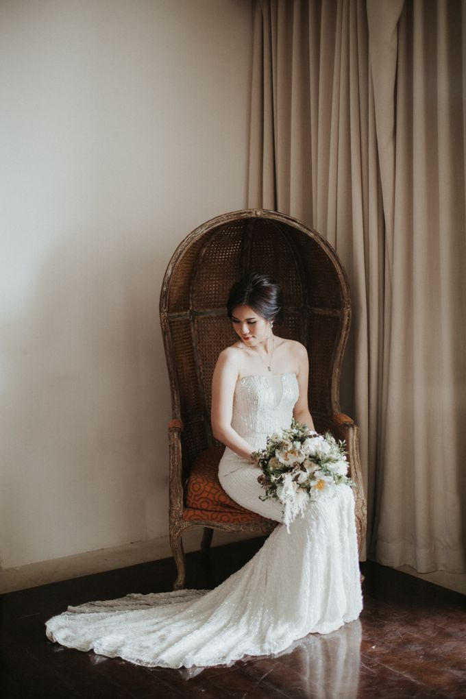 The Wedding of Adrian & Priscillia by Lis Make Up - 016