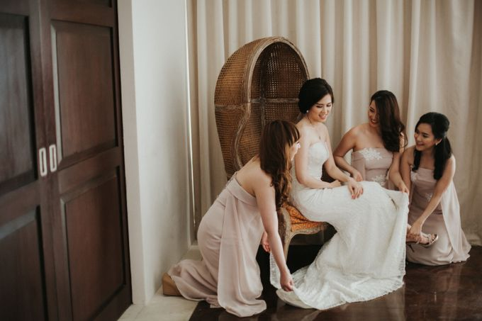 The Wedding of Adrian & Priscillia by Lis Make Up - 015