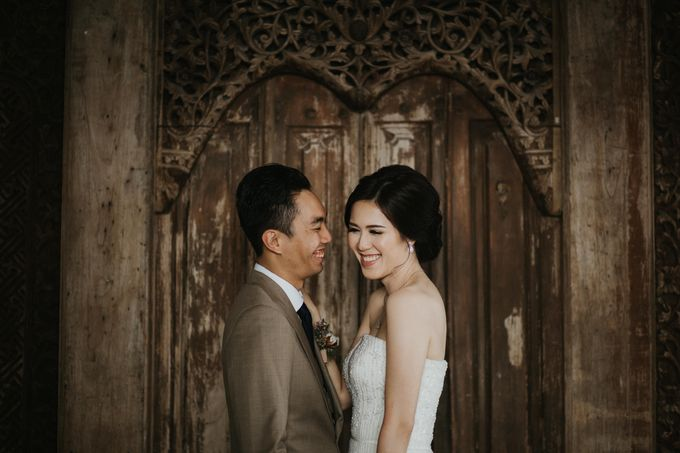 The Wedding of Adrian & Priscillia by Lis Make Up - 028
