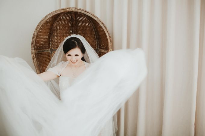 The Wedding of Adrian & Priscillia by Lis Make Up - 018