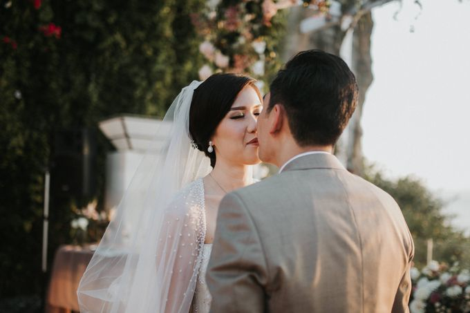 The Wedding of Adrian & Priscillia by Lis Make Up - 022