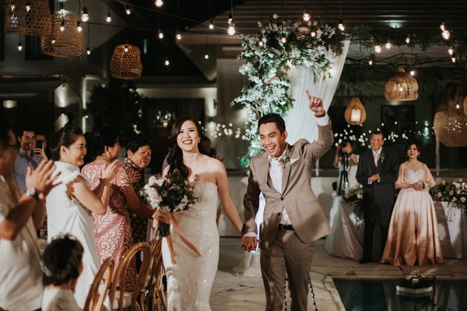 The Wedding of Adrian & Priscillia by Lis Make Up - 029