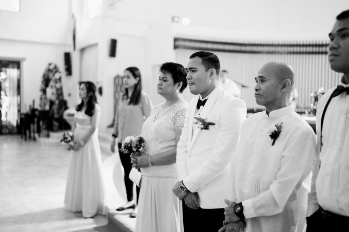 ARDYSON AND RAIZA WEDDING by Pat B Photography - 019