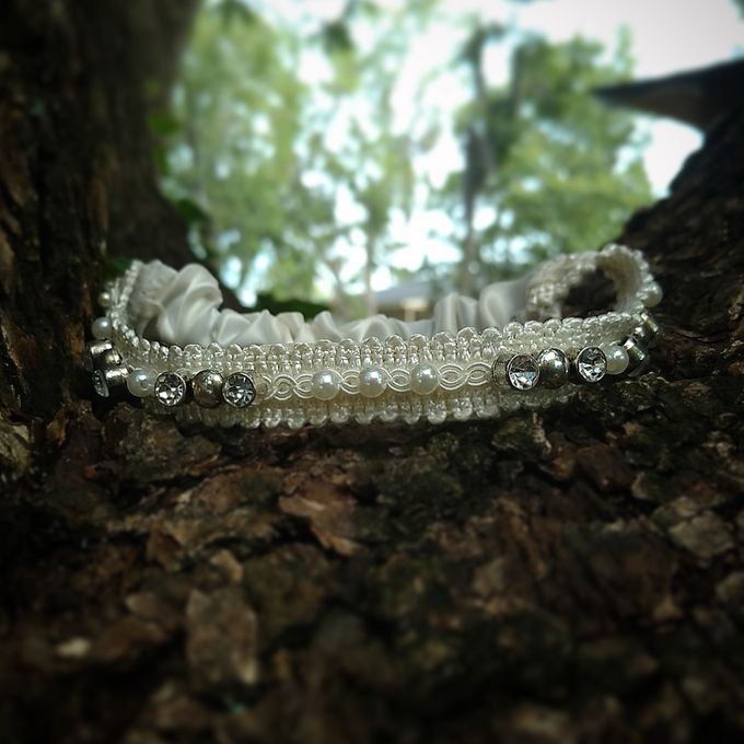 Wedding Garters by Couffia Couture - 006