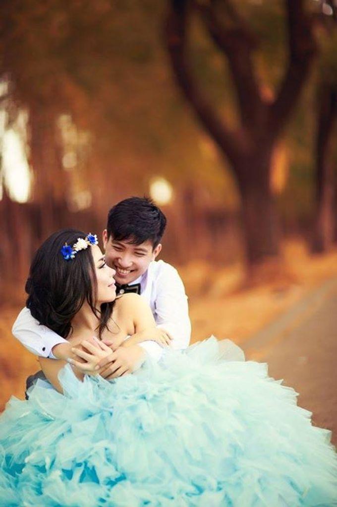 Photo Prewedding by ShenLeo Makeup - 025