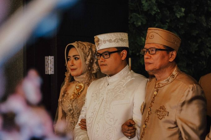 Hanif & Dara Wedding Highlight by IKK Wedding Planner - 008