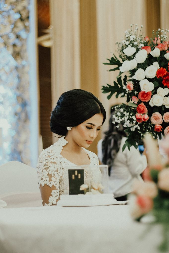 Hanif & Dara Wedding Highlight by IKK Wedding Planner - 002