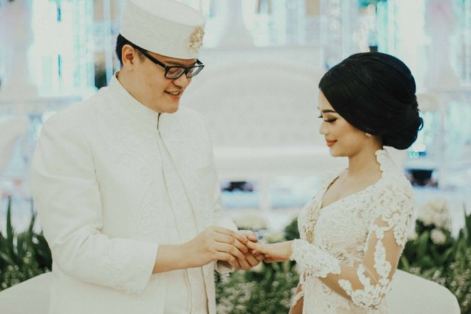 Hanif & Dara Wedding Highlight by IKK Wedding Planner - 003