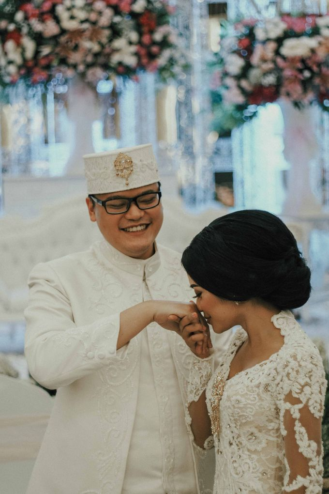 Hanif & Dara Wedding Highlight by IKK Wedding Planner - 004