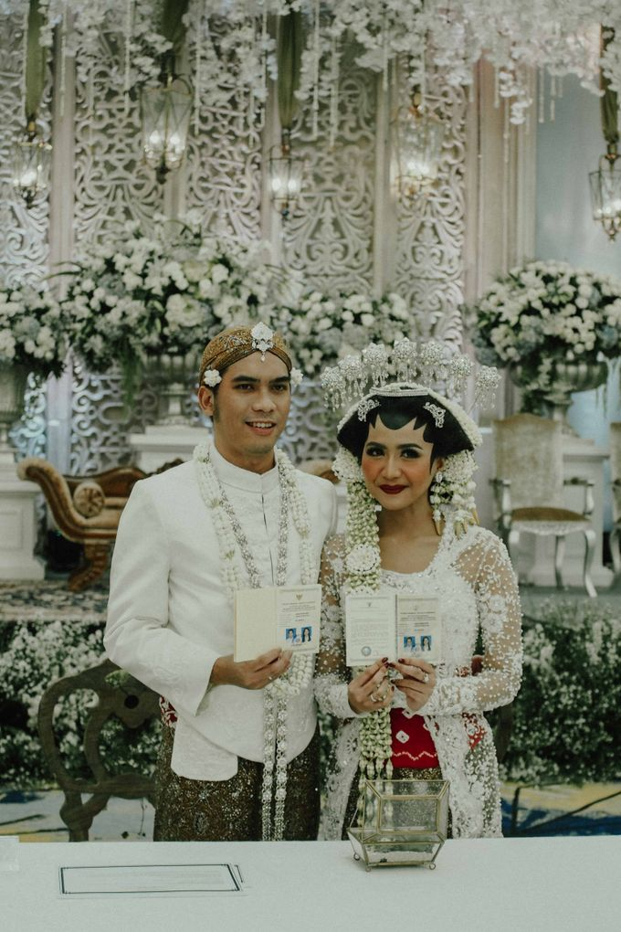 Andani & Arya Wedding Highlight by IKK Wedding Planner - 001