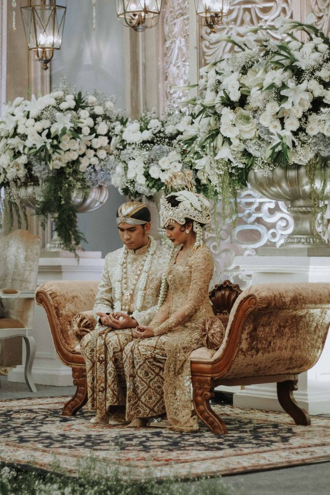 Andani & Arya Wedding Highlight by IKK Wedding Planner - 011