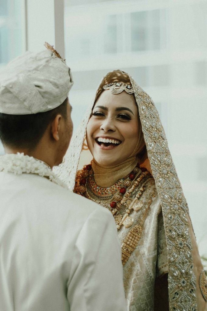 The Wedding Gisha & Ramzi by IKK Wedding Planner - 001