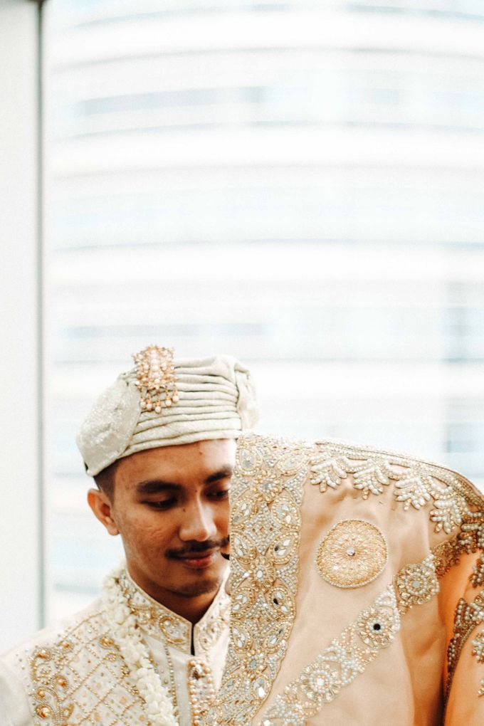 The Wedding Gisha & Ramzi by IKK Wedding Planner - 008