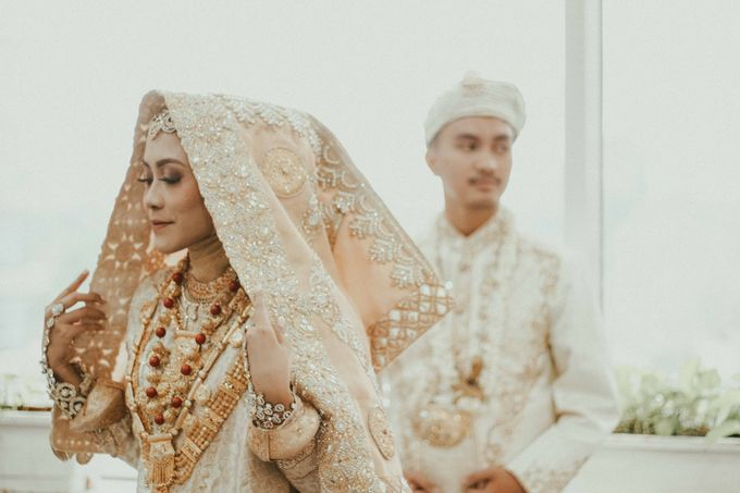 The Wedding Gisha & Ramzi by IKK Wedding Planner - 003
