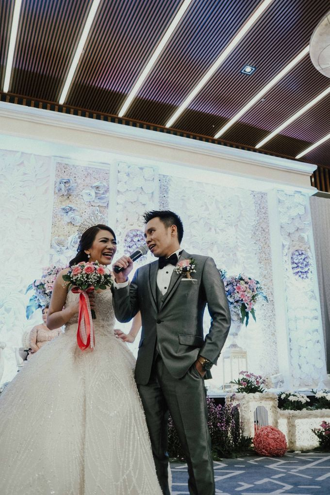 Jefri & Chica Wedding Highlight by IKK Wedding Planner - 001
