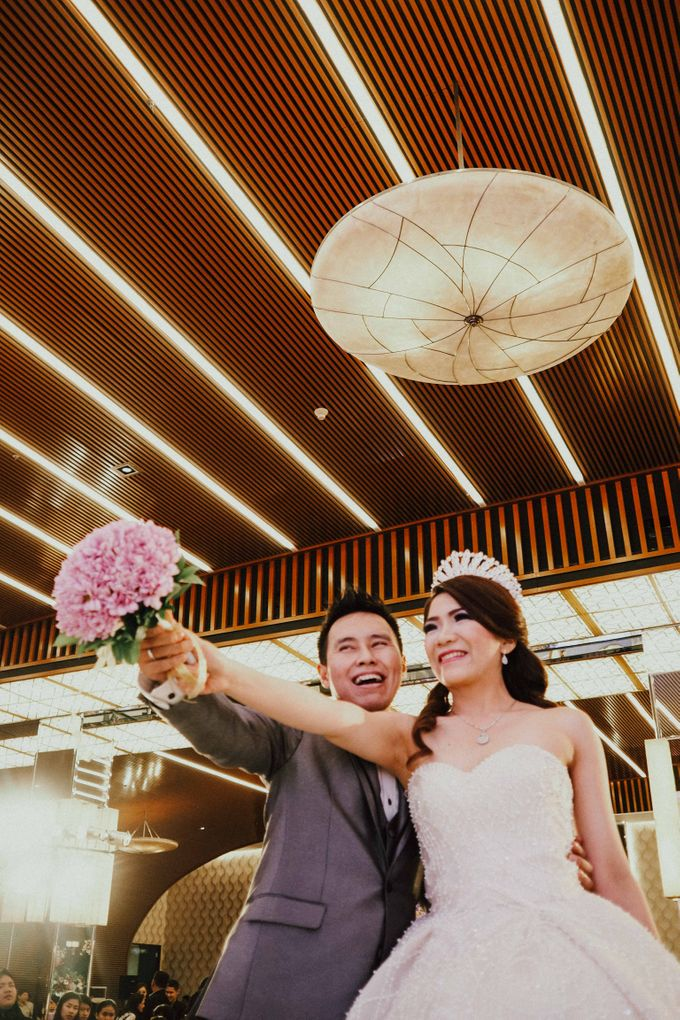 Jefri & Chica Wedding Highlight by IKK Wedding Planner - 004