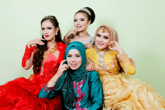 Wedding Make Up, Graduation, And Engagement by qaylamakeup - 002