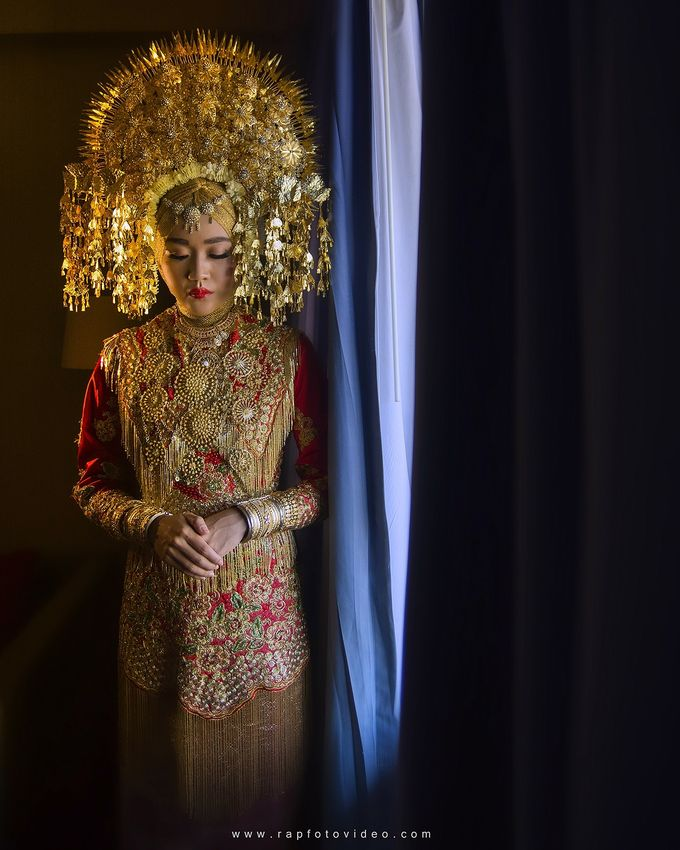 Niko + Lisa Kota Bukittinggi by RAP Wedding - 016