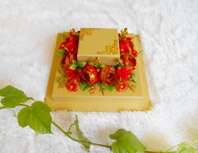 Ring Box by Harton's Creative House - 011