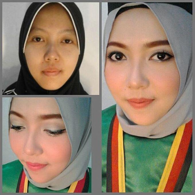 Wedding Make Up, Graduation, And Engagement by qaylamakeup - 016