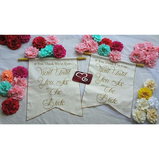 Wedding Flag by Sweetlovecollection - 011