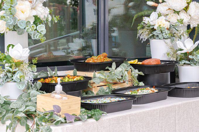 Grain Weddings (Buffet-to-go) by Grain Catering - 004