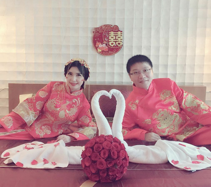 Wedding Zhang Bei & Olivia by Fenny Yang Wedding Planner - 008
