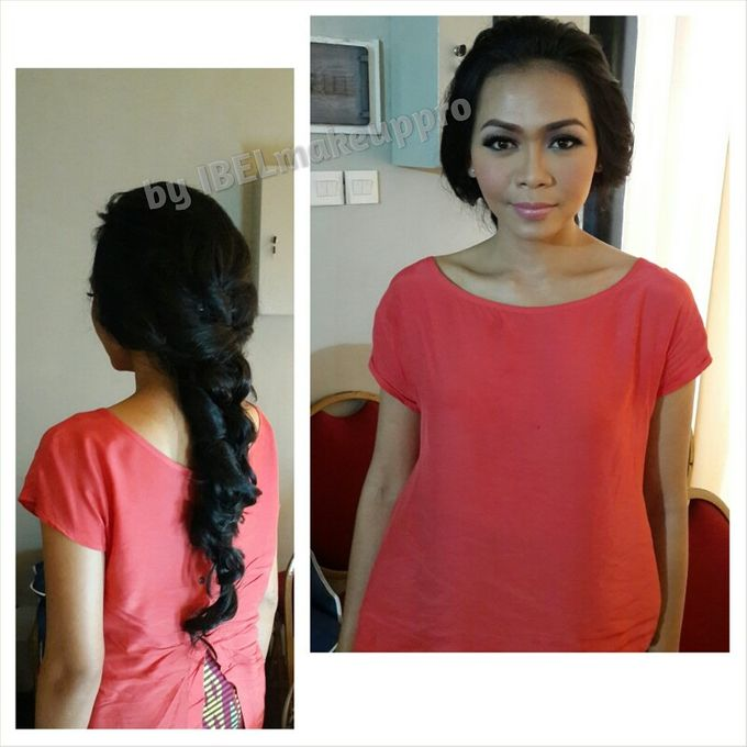Hair Do by IBELmakeuppro by IBELmakeuppro - 010