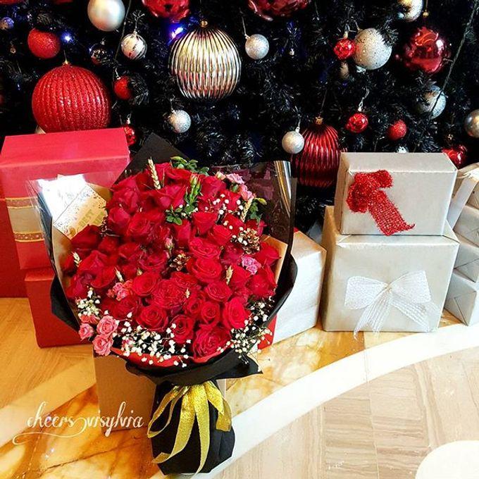 Gift Bouquet  by visylviaflorist - 012
