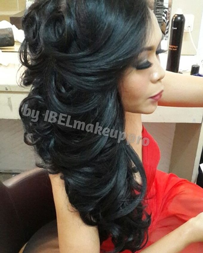 Hair Do by IBELmakeuppro by IBELmakeuppro - 012