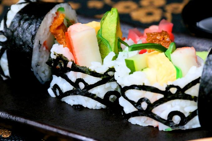 Norigami Sushi by Cutteristic - 002