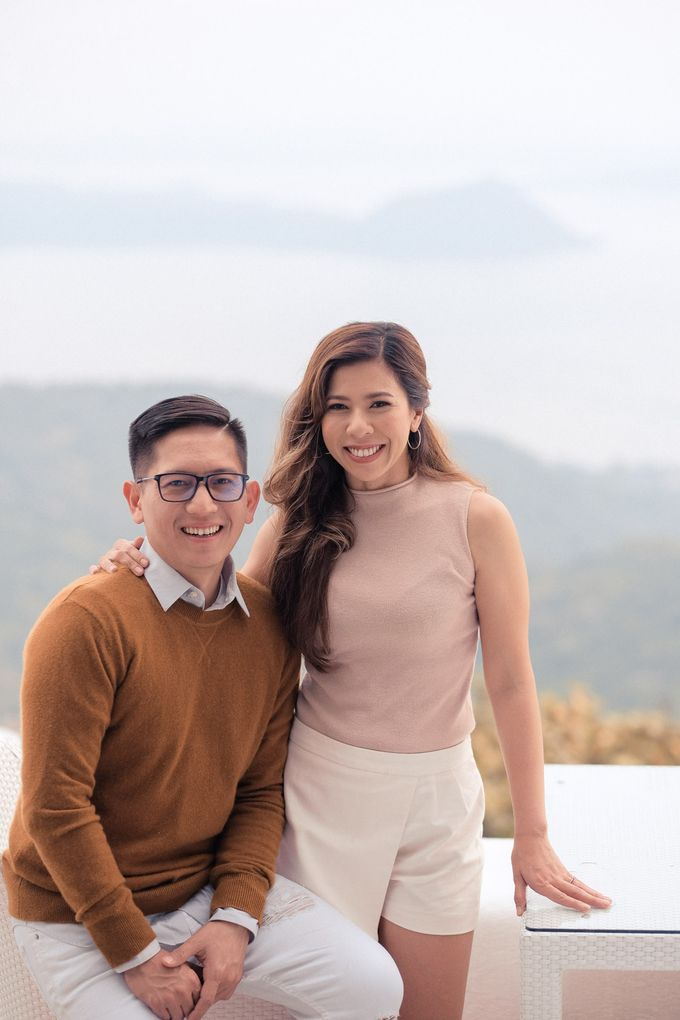 Paolo & Erika - Tagaytay City by Bogs Ignacio Signature Gallery - 009