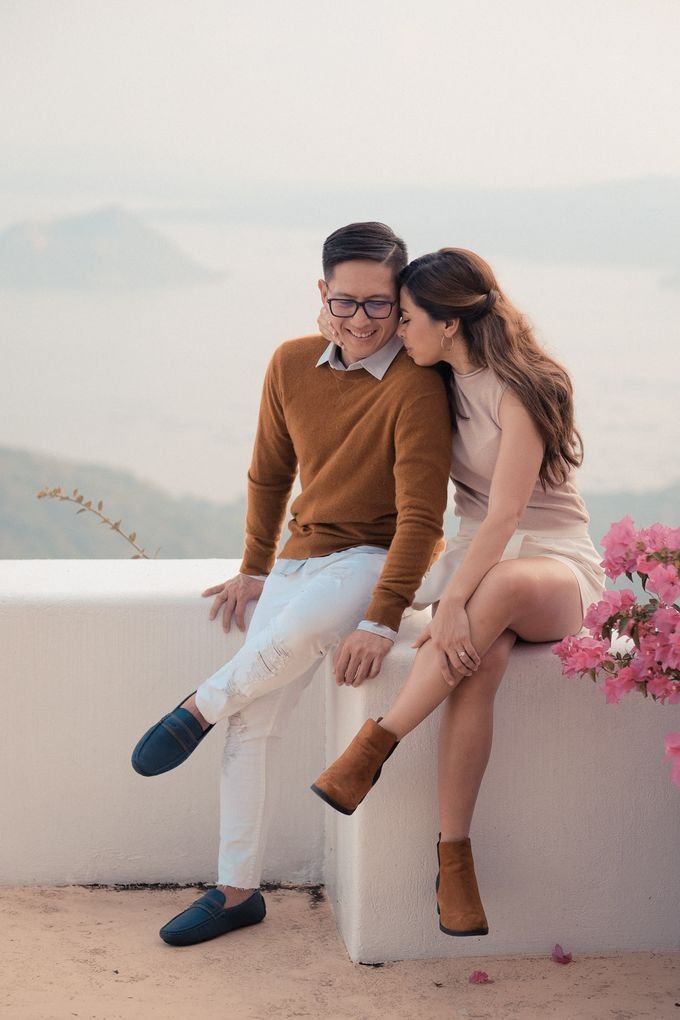Paolo & Erika - Tagaytay City by Bogs Ignacio Signature Gallery - 019