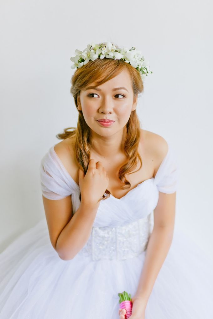 Real Brides by Melody Tinoy Makeup Artist - 021